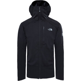 The North Face Summit L4 Windstopper Hybrid Hoodie Herre tnf black/tnf black